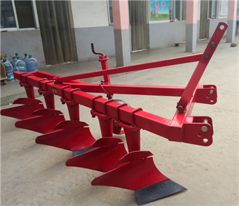 Agricultural Mid duty furrow 1L-525 Bottom Plough manufacturer