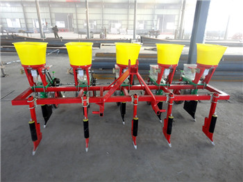 best price 2BYFJ-5 maize seeder manufacturer