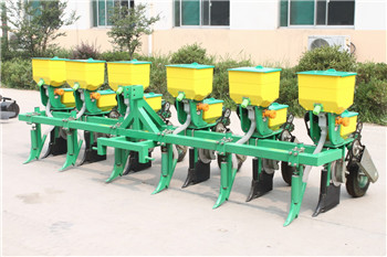 High quality 2BYFJ-6 maize seeder