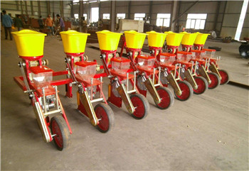 high-efficiency 2BYFJ-8 Precision maize seeder