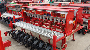 multipurpose adjustable 2BXF-12/5 wheat and maize seeder wholesale