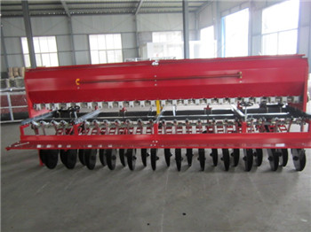 good quality  2BXF-24 wheat seeder with low price