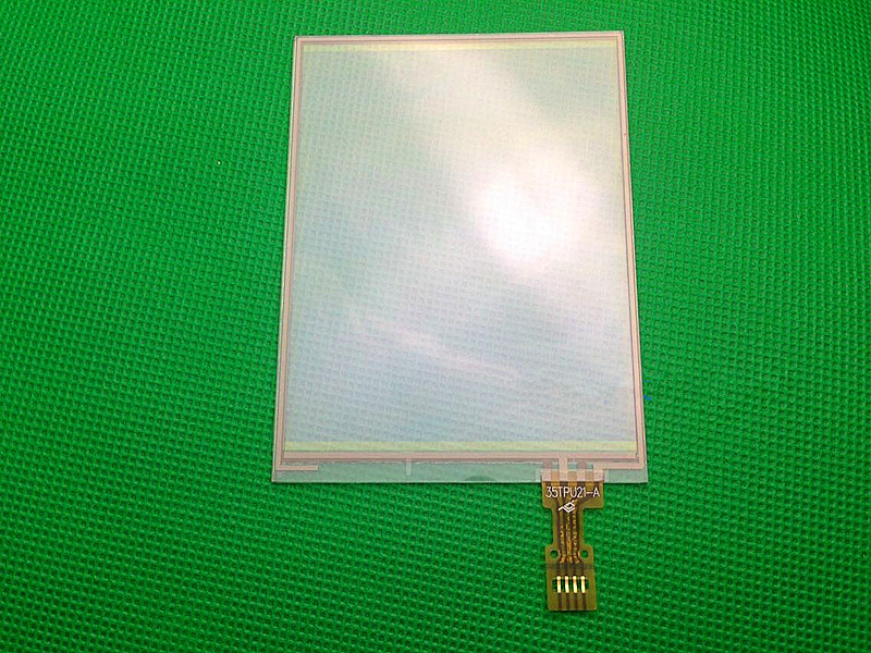 5 pcs of 3.5'' inch touch For DATALOGIC Falcon X3 Barcode Handheld Terminal Touch screen digitizer glass free shipping