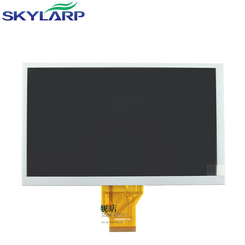 8 inch TFT LCD screen for AT080TN64 GPS LCD display screen panel Repair replacement free shipping