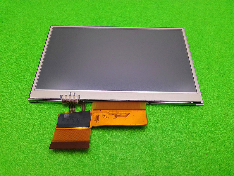 4.3inch for garmin nuvi 1690 1690T GPS LCD display Screen LQ043T1DH41 LCD screen+Touch Panel Free shipping