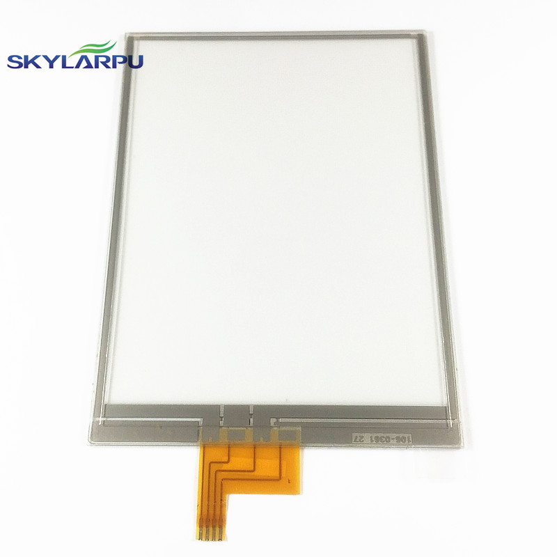 3.5 inch Touch scree For HP ipaq 100 110 112 114 116 LH350Q31 - FD01 Touch screen digitizer glass Panels free shipping