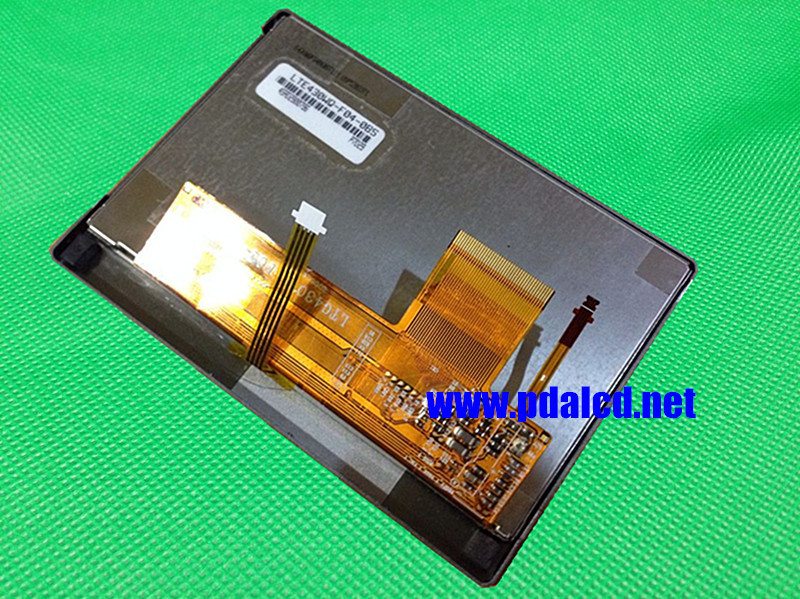 4.3 inch for DATA IMAGE LTE430WQ-F04-0BS LCD screen for ARCHOS504 for ARCHOS 504 MP4 LCD Display Panel Free shipping