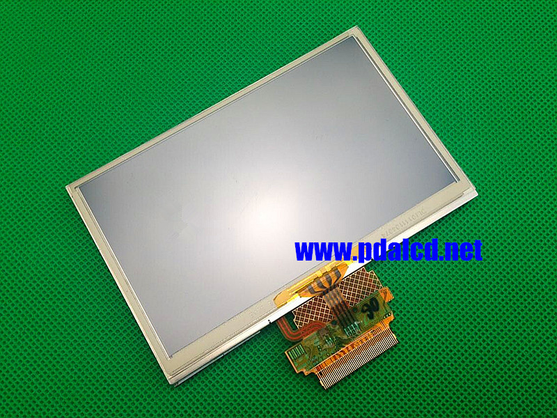 4.3'inch LCD display Screen panel for TomTom VIA 110 GPS LCD display screen with touch screen digitizer panel