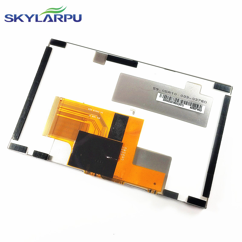 5 inch LCD screen for A050FW02 V2 V.2 GPS LCD display screen with touch screen digitizer panel Repair replacement