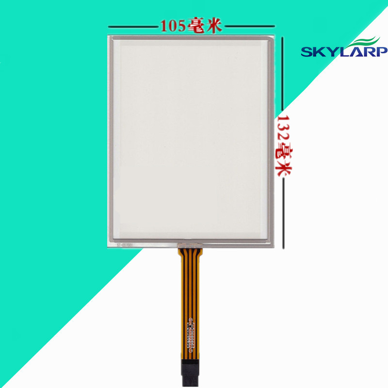 5.7''inch Touchscsreen AMT9105 touch screen panel Glass Handwritten screen industrial Medical equipment LCD screen 105*132mm