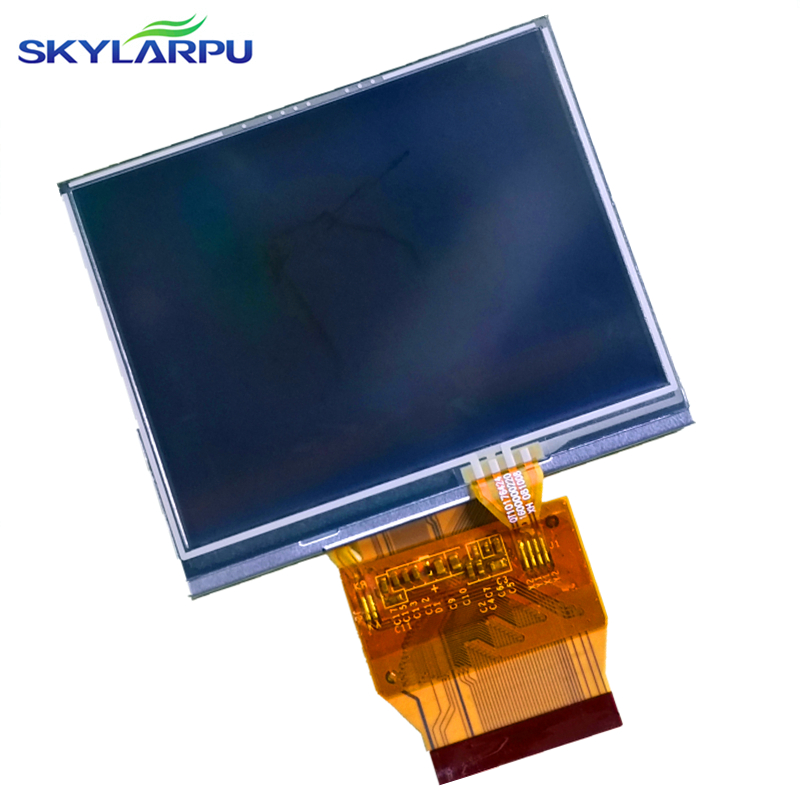 3.5''inch LCD display for TIANMA TM035KBH02 TFT GPS LCD display screen without touchscreen Free shipping