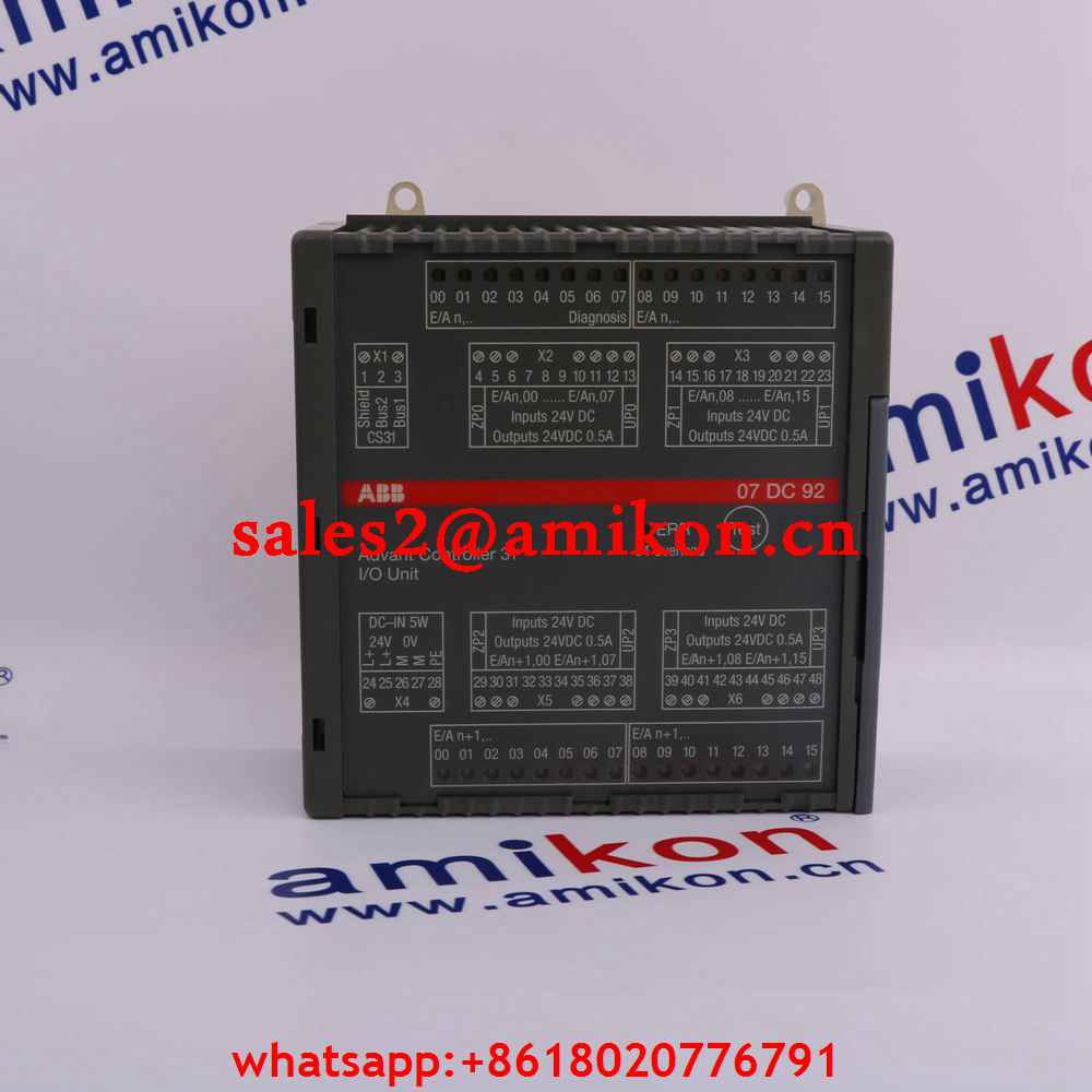 TU810V1 3BSE013230R1 ABB | Robot spare parts ++NEW INSTOCK