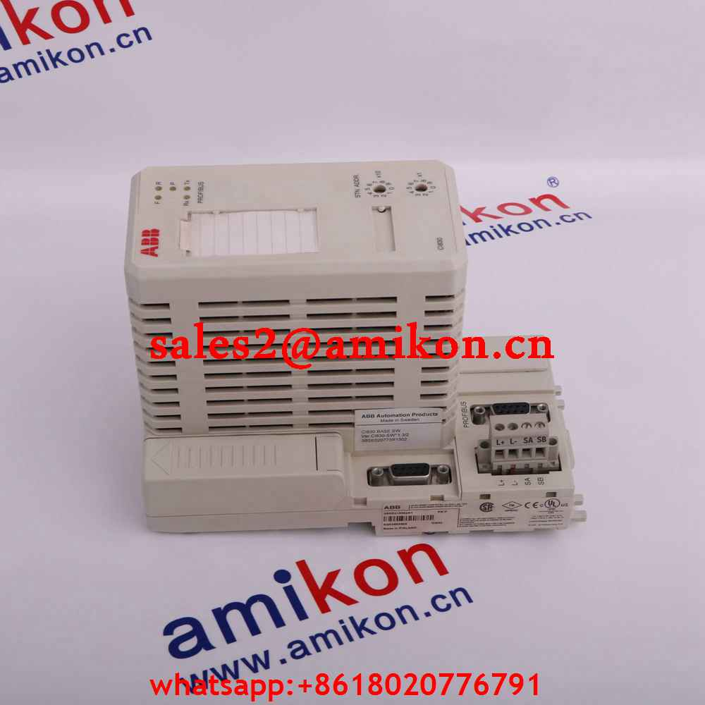 3BHE010751R0101 ABB | Robot spare parts ++NEW INSTOCK