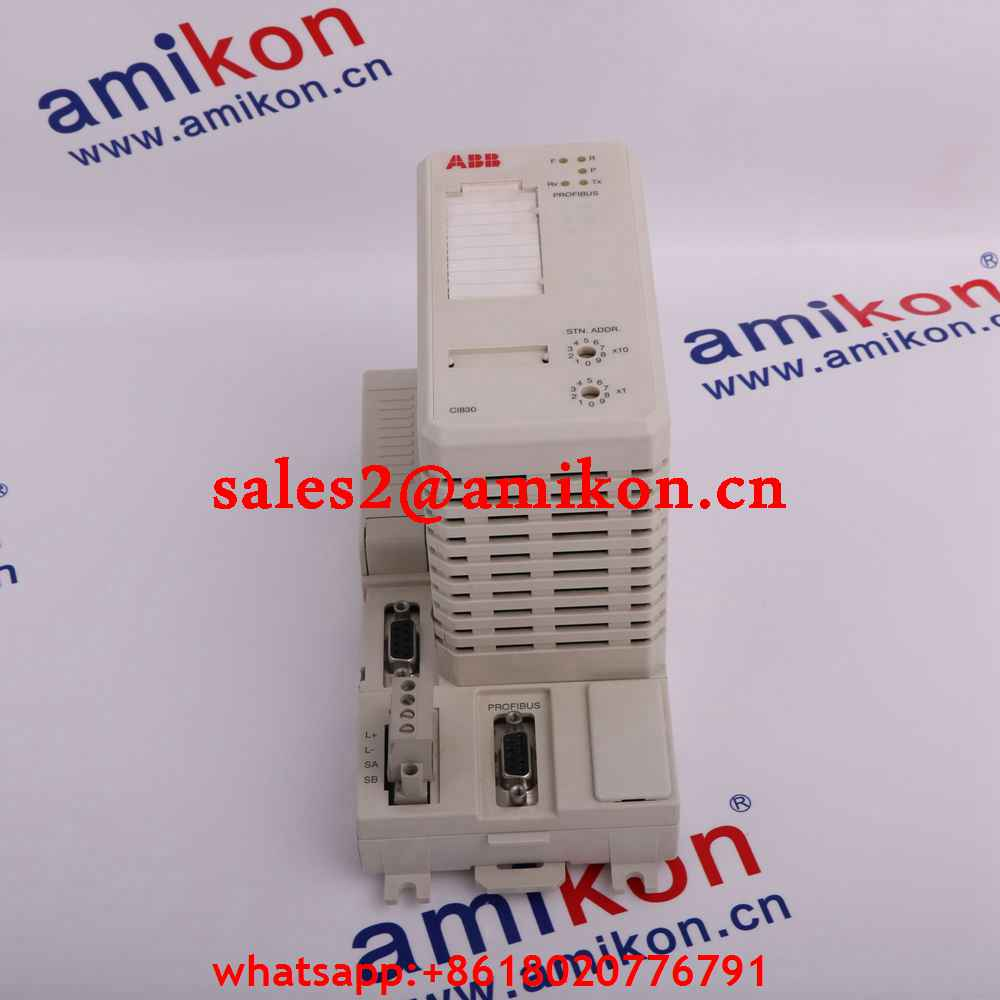 AI835  3BSE008520R1 ABB | Robot spare parts ++NEW INSTOCK
