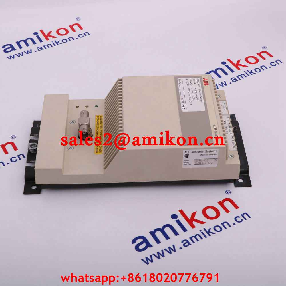 AO801 3BSE020514R1 ABB | Robot spare parts ++NEW INSTOCK