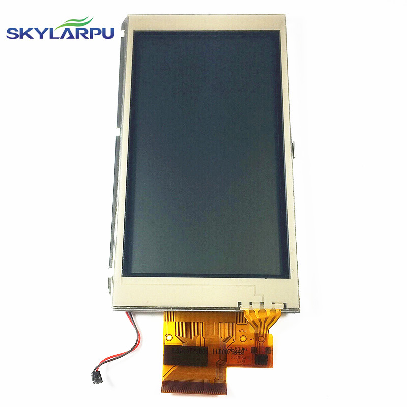 4.0 inch LCD screen for GARMIN MONTANA 650 650t Handheld GPS LCD display Screen with Touch screen digitizer