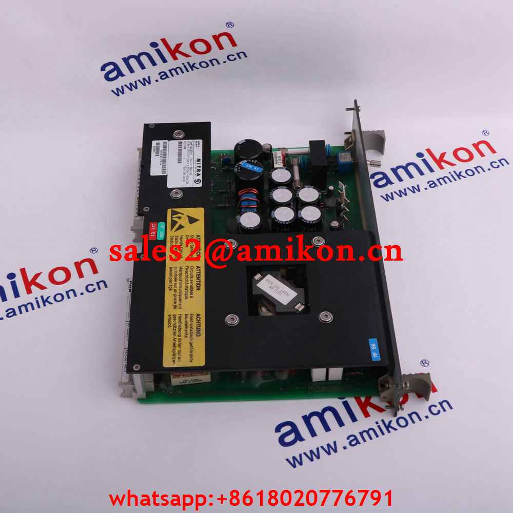 CI810B 3BSE020520R1 ABB | Robot spare parts ++NEW INSTOCK