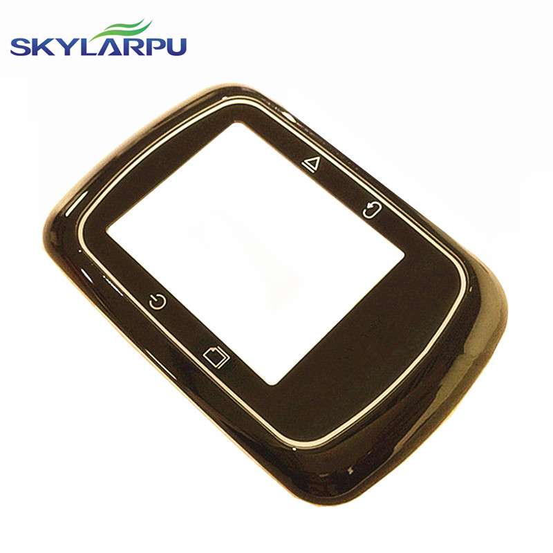 Touch screen for GARMIN EDGE 200 bicycle speed meter front shell protective glass Repair replacement front housing