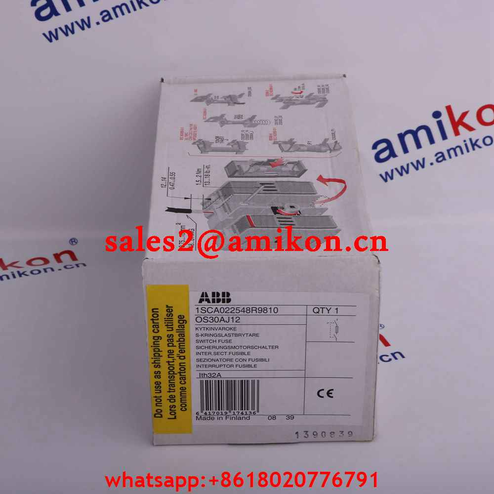 100% New In stock DSMB175 ABB | Robot spare parts ++NEW INSTOCK