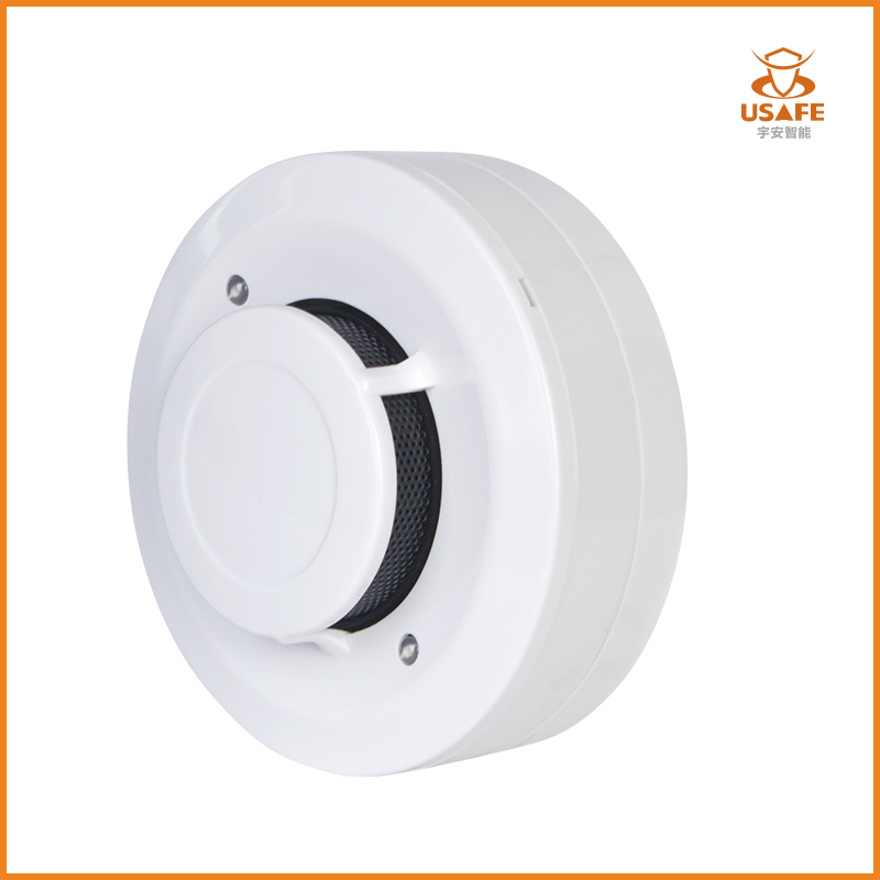 Conventional Photoelectric Smoke Detector, 2-wire/3-wire
