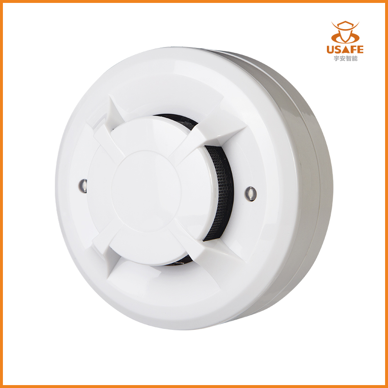 2-Wire Network Fire Alarm Smoke Sensor