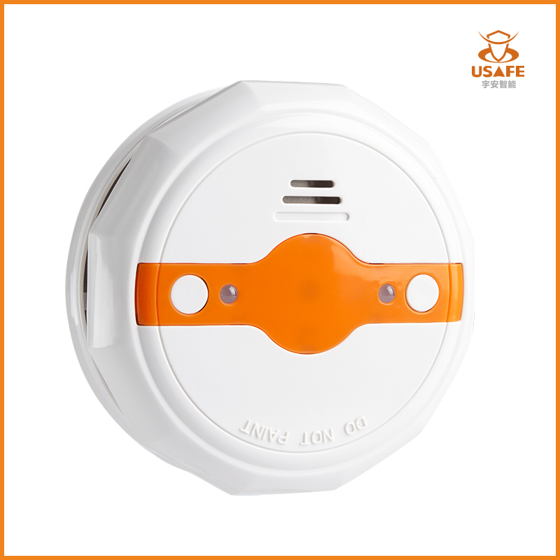 Standalone Smoke Detector with 9V Battery Operated