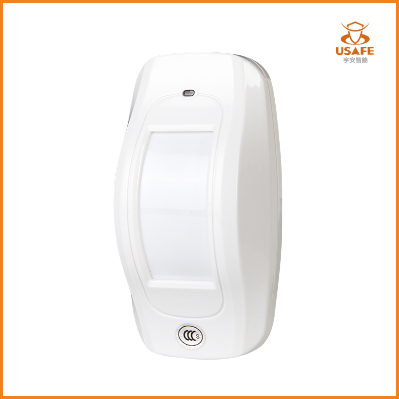 Wired Curtain PIR Motion Detector, Curtain PIR Sensor