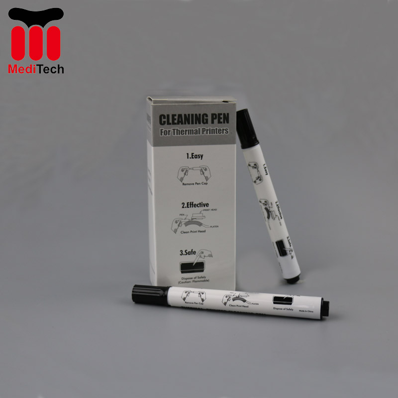 Factory Supply Datacard Card Printer IPA Cleaning Pen For Thermal Printer Head