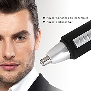 4nose hair trimmer_nose hair trimmerof the product features