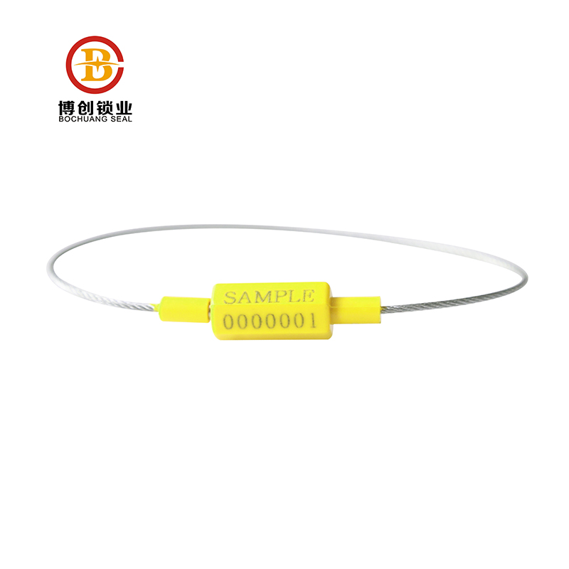 Newest selling OEM design security cable seal pu wiper seal with fast delivery