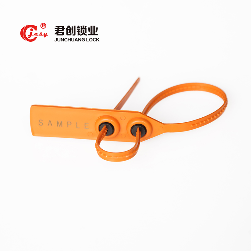 Standard seals high security plastic cable tie for logistic bag