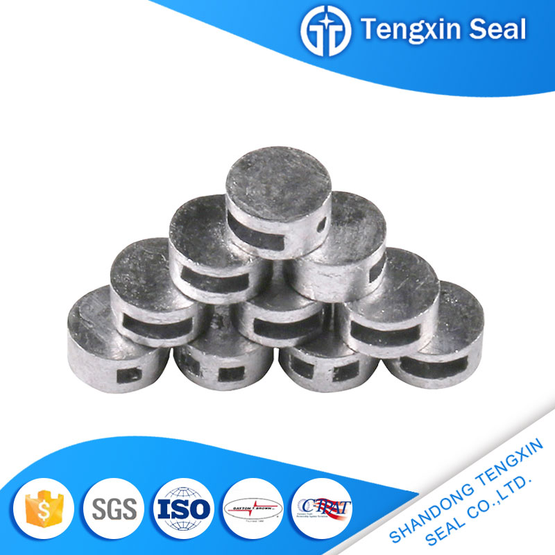 plastic security anchor wire gas meter seals