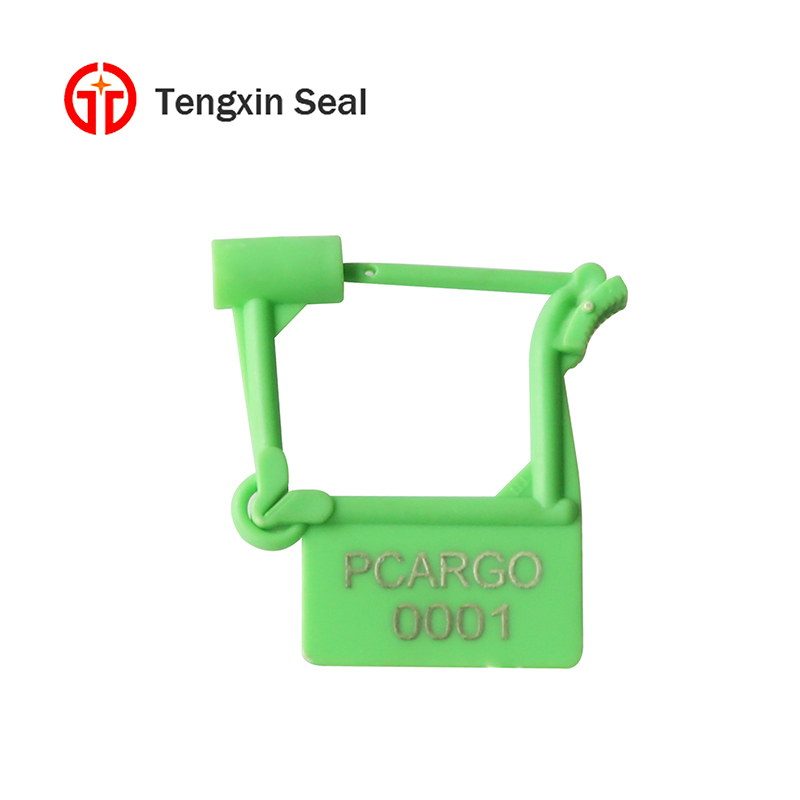 one time use plastic padlock seal trailer door padlock seal