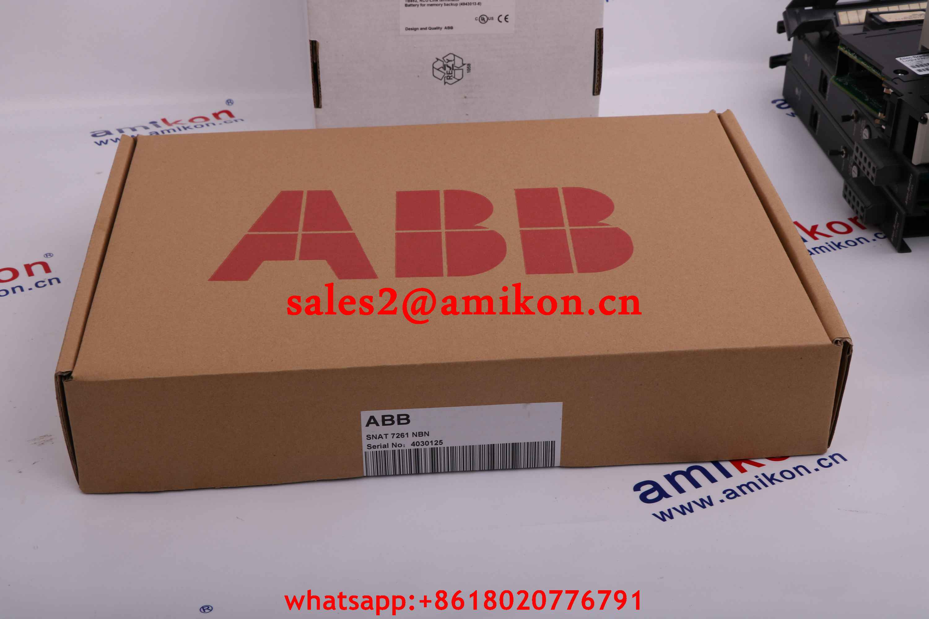 YB560103-AL DSQC 209 Analogue I/O board ABB | Robot spare parts | PLC DCS Parts T/T 100% New In stock
