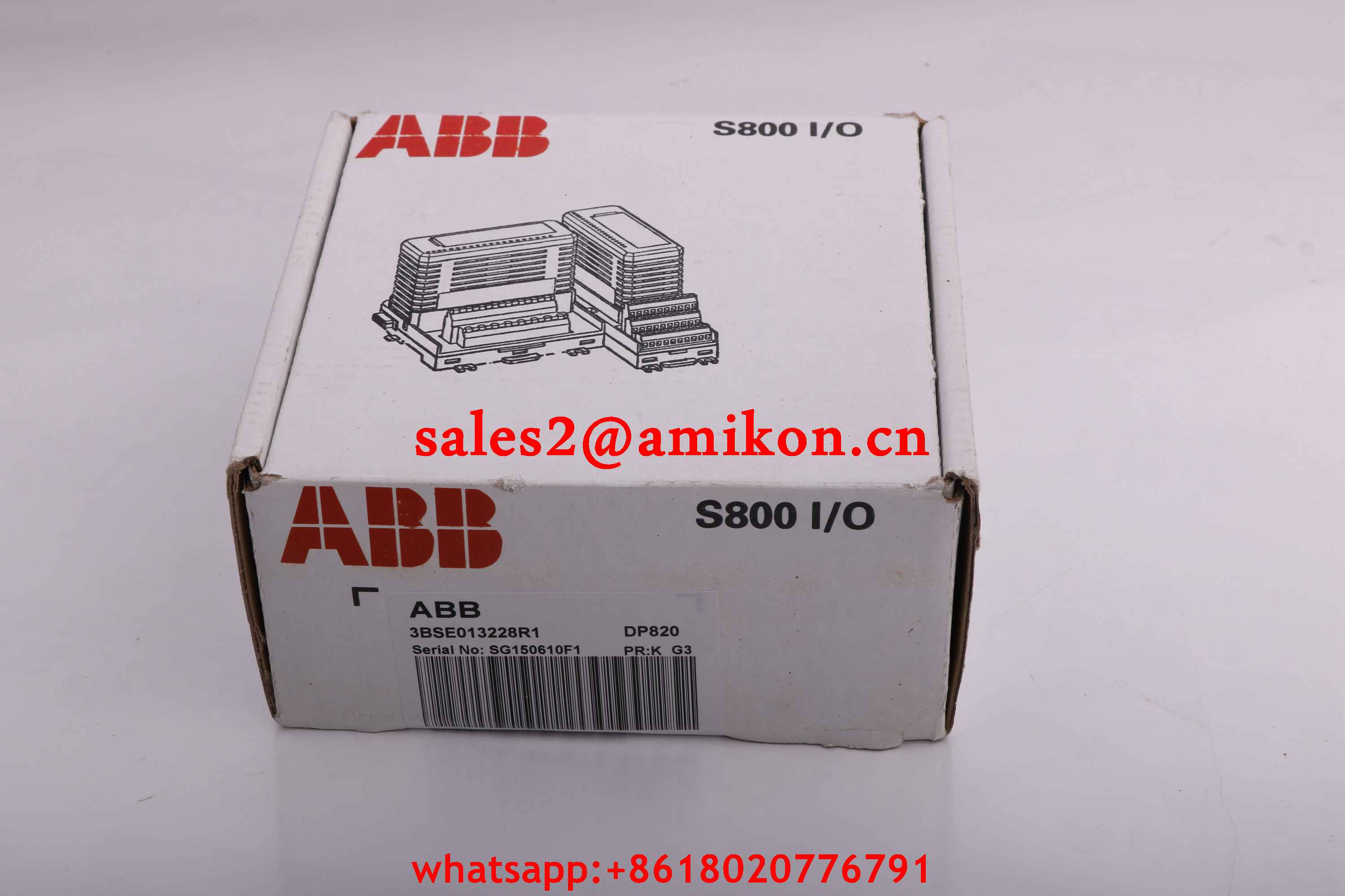 YB161102-BV DSQC 129 R/D board ABB | Robot spare parts | PLC DCS Parts T/T 100% New In stock