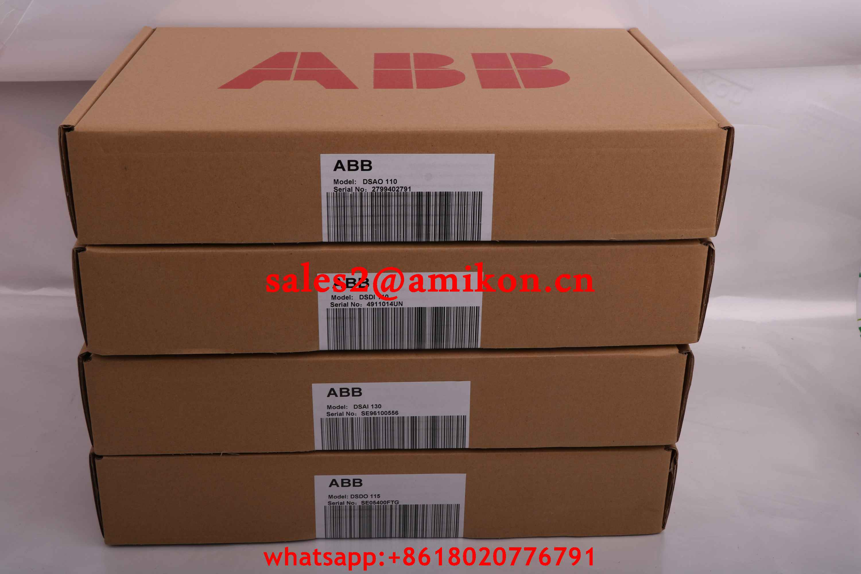 YB560103-CE DSQC 236T Drive unit ABB | Robot spare parts | PLC DCS Parts T/T 100% New In stock