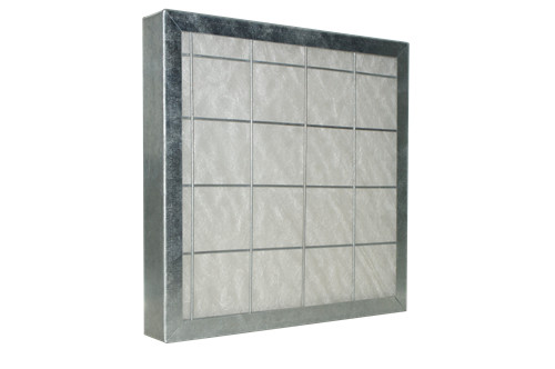Heat Resistance Primary air pre Filter for high temperature clean room's HVAC