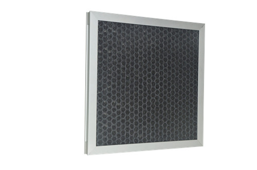 bamboo/charcoal Activated Carbon air Filter with high adsorption capacity for lab/clean room/kitchen