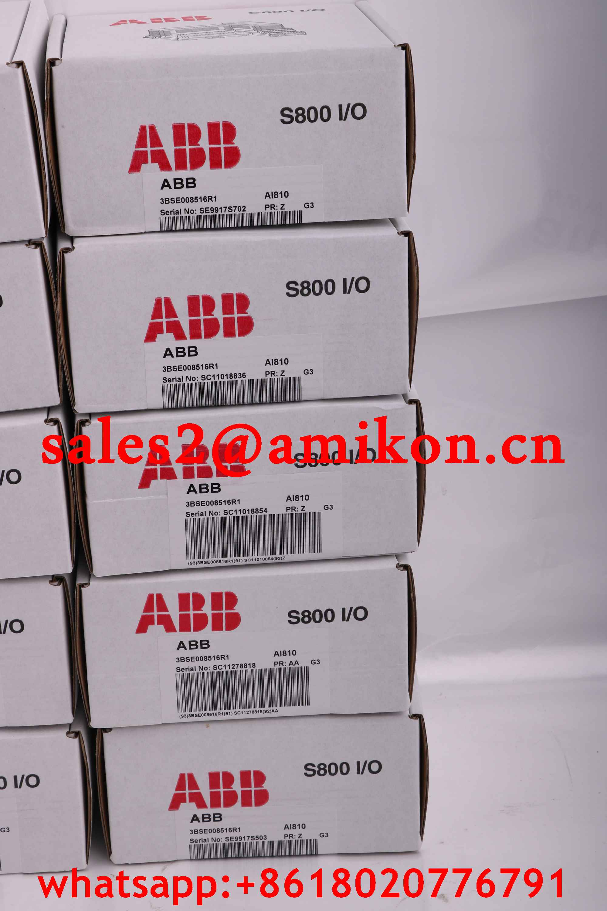 YB560103-BS DSQC 233 External axis board ABB | Robot spare parts | PLC DCS Parts T/T 100% New In stock