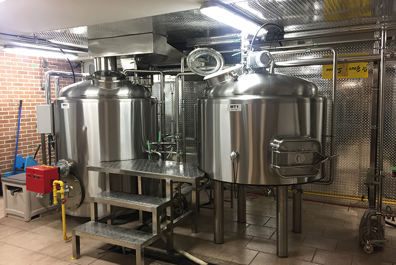 5BBL Brew House