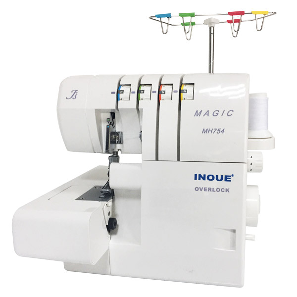 MH754 high quality 2-fade-overlock machine/inoue sewing machine