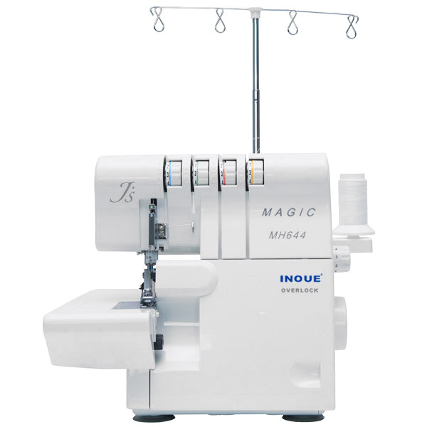 Best price popular white cover overlock machine manufacturer