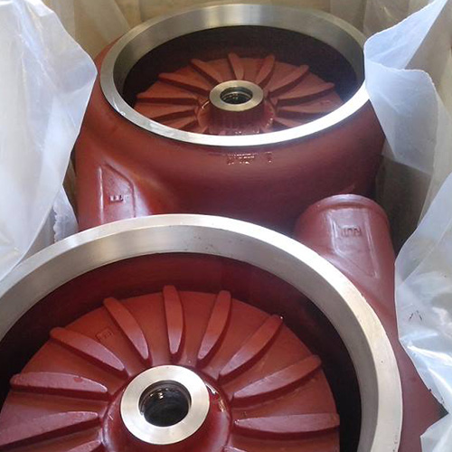 high chrome Centrifugal Pump parts casting factory from China