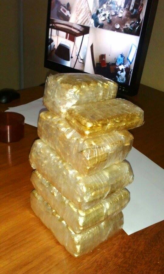 GOLD DUST AND GOLD BARS FOR SALE