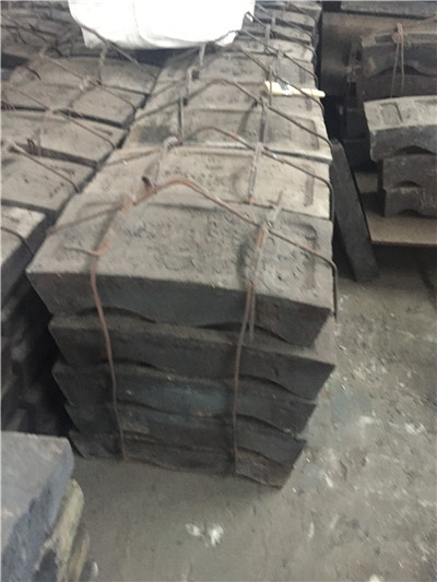 Hot sale OEM bimetallic lining plate for mining cement ore equipment factory price