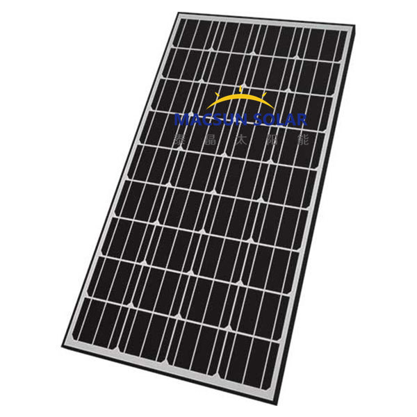 High Efficiency 4bb/5bb A Grade 320w mono solar panel