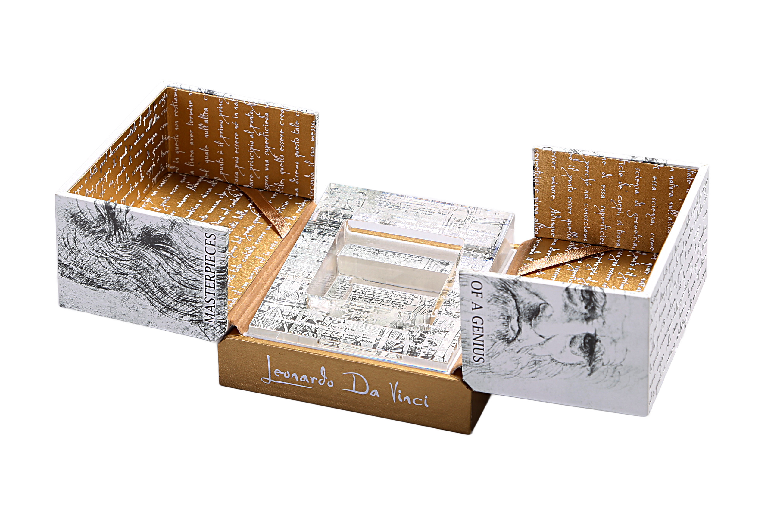 Multi-function Unique Paper Wrapped Coin Display Box and Commemorative Coin Packaging