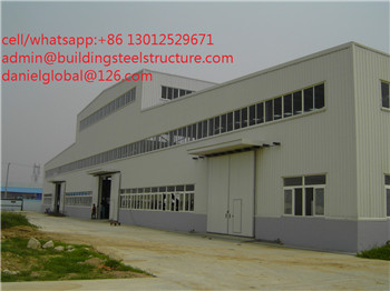 Construction Design Steel Structure Warehouse Manufacturer