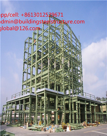 Nice Modern Steel Structure Hotel Building
