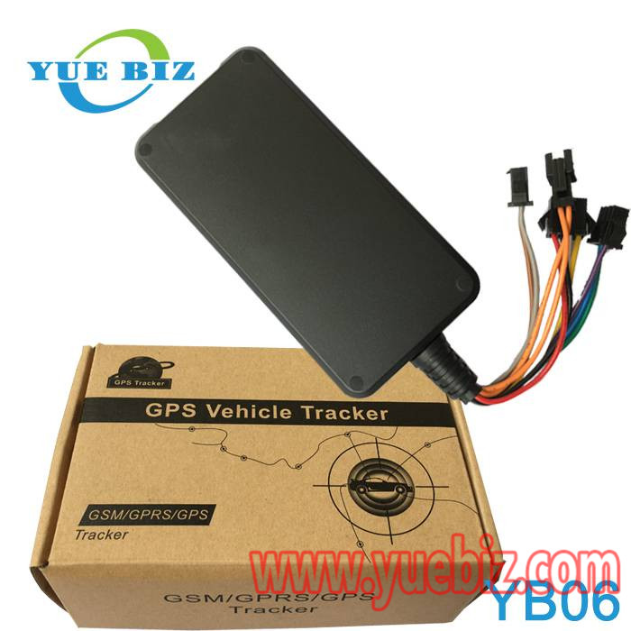 Vehicle GPS Tracker  with Remote Engine Shut Down